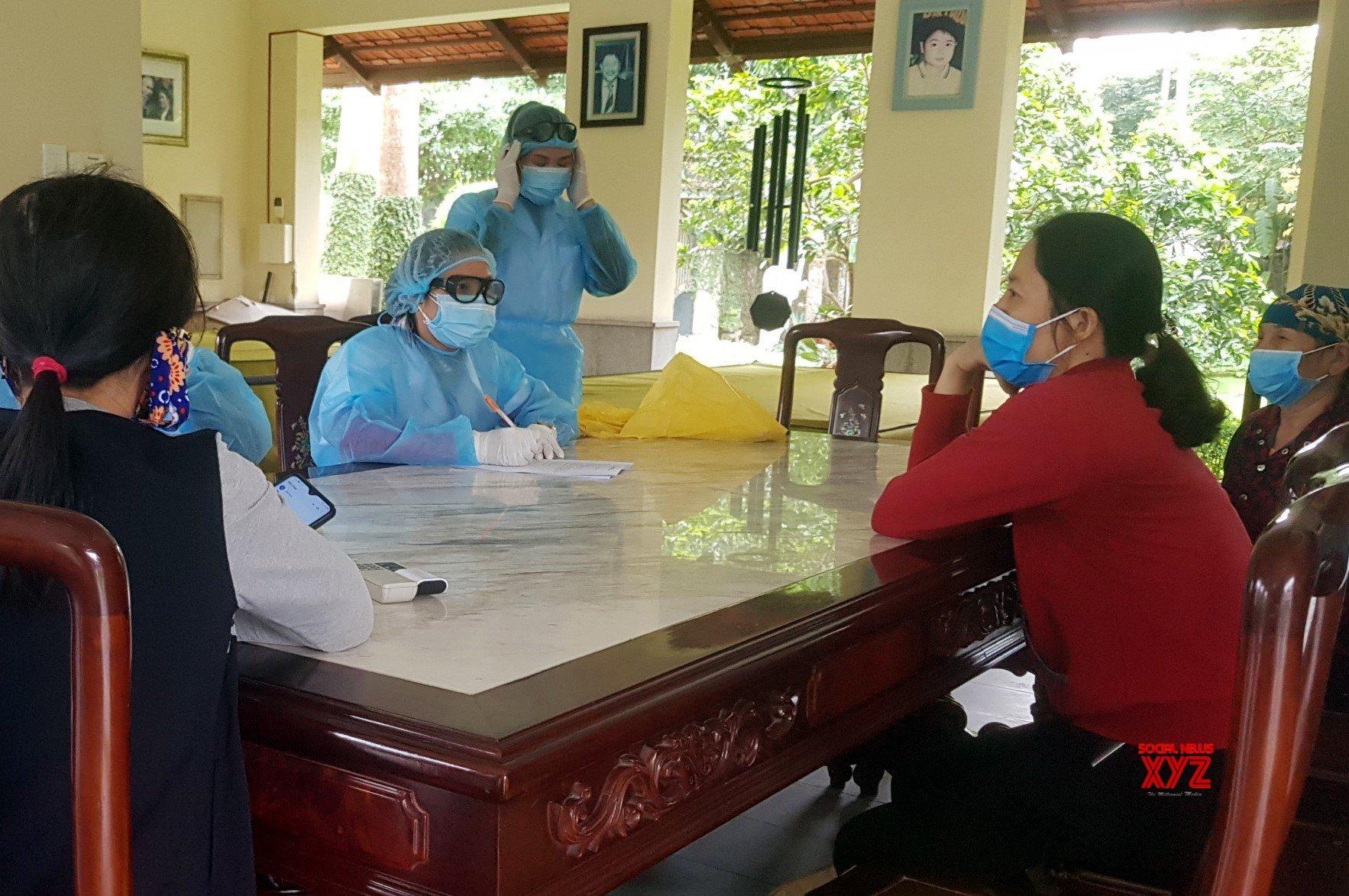 Vietnam records no new coronavirus cases