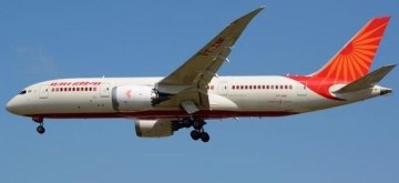Air India - Boeing 787 Dreamliner.