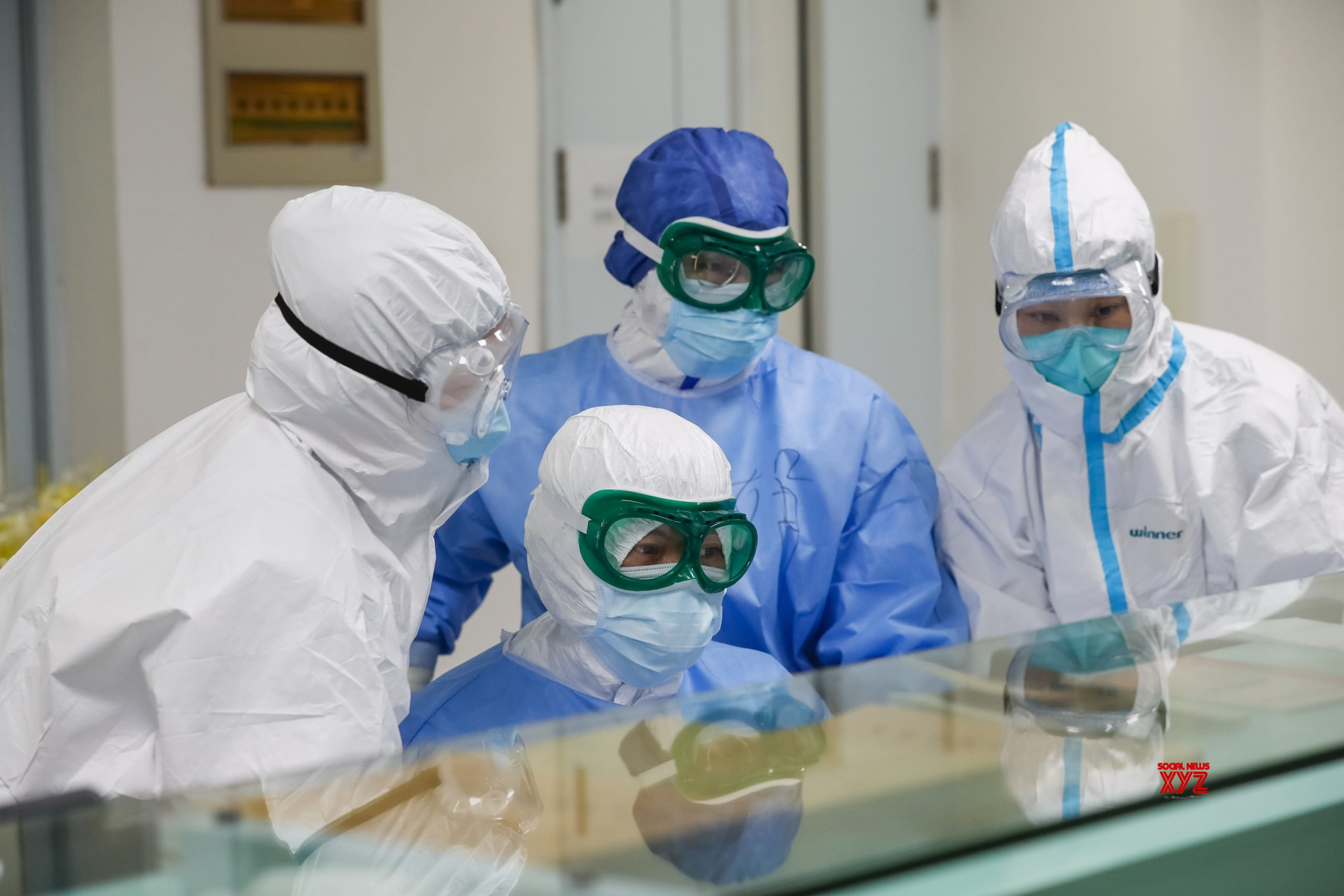 Wuhan: No new coronavirus cases for 2nd straight day