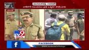 Violation of lockdown : Police seize vehicles in Warangal - TV9 (Video)