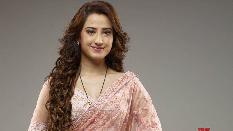 Aalisha Panwar: Dancing is like a stressbuster