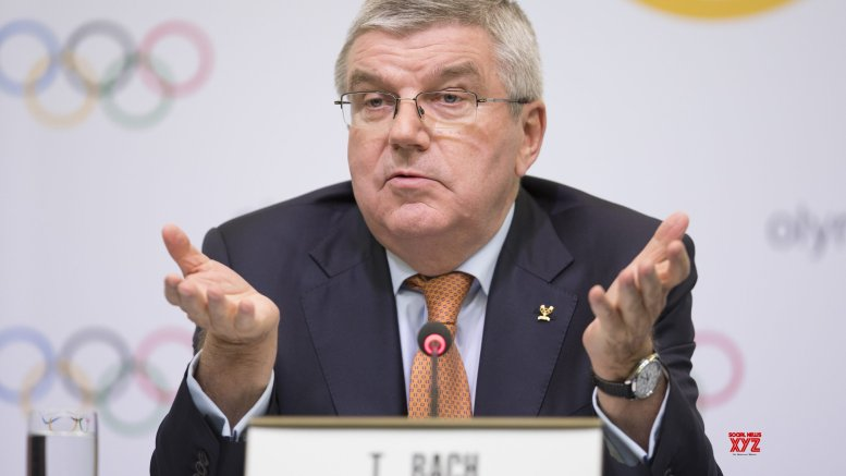 New date of Olympics not restricted to summer 2021: Bach