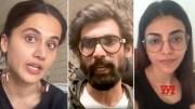 TFI Celebs About Janata Curfew (Video)