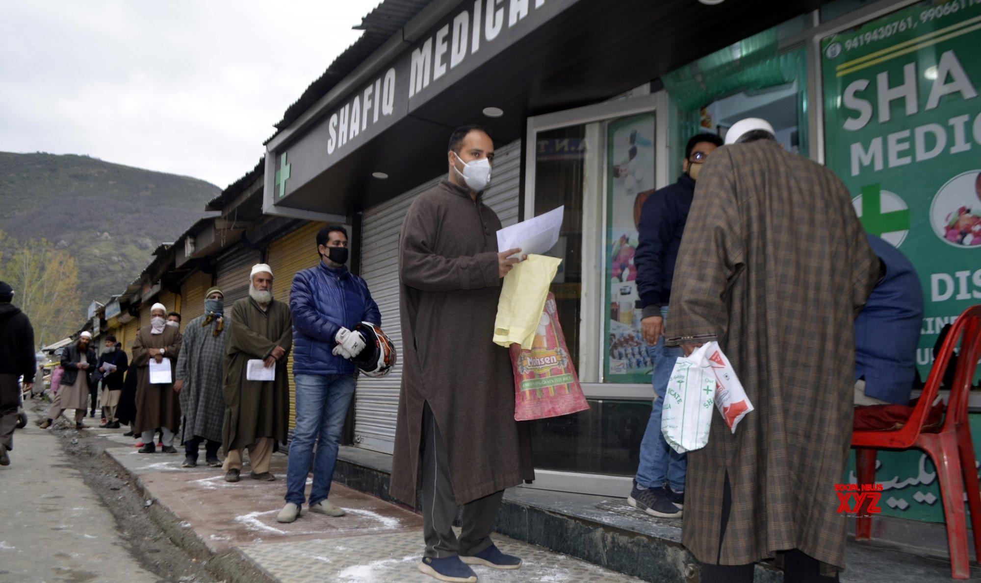 50 contacts of Kashmir's 1st COVID-19 victim quarantined