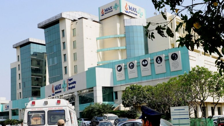 BLK, Max Healthcare to admit COVID-19 patients from Friday