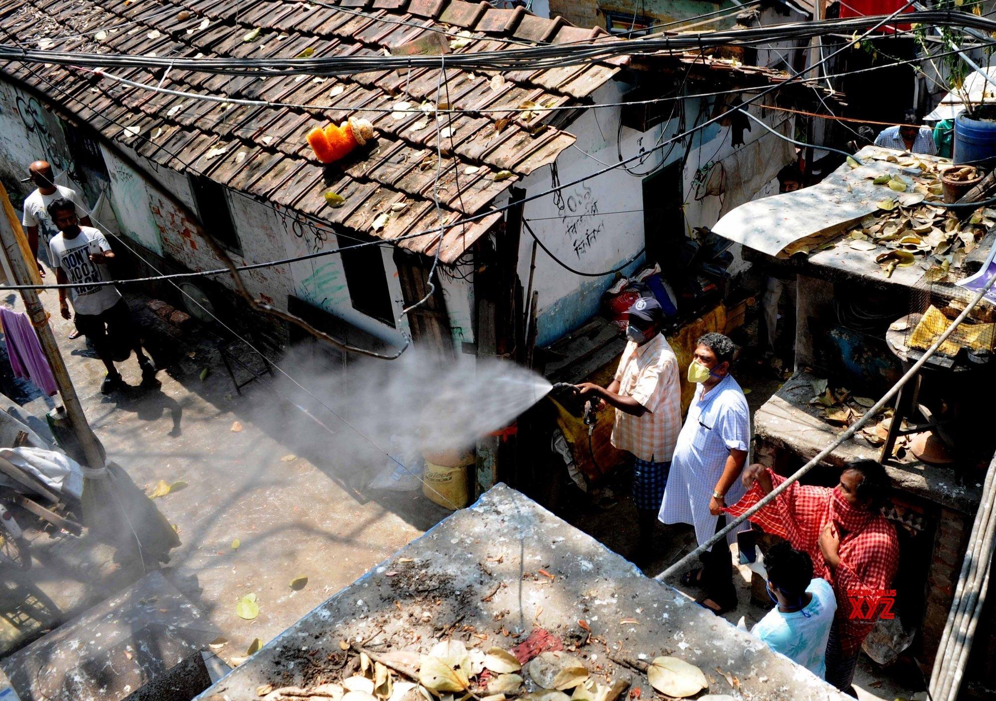 Kolkata: City being disinfected amid lockdown #Gallery