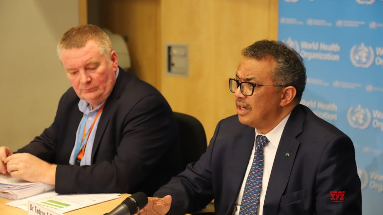 WHO urges 'a second window of opportunity' against COVID-19 transmission