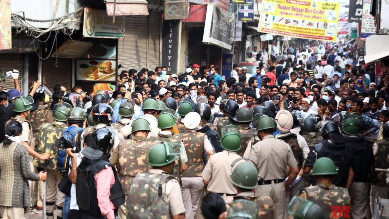 CRPF personnel to donate one-day salary to PM's relief fund