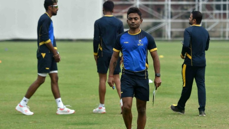 Fortunate to have trainer like Sanjib in my team: Bengal coach Arun Lal