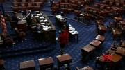 Senate passes $2.2 trillion virus rescue package (Video)
