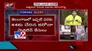 Coronavirus Outbreak : 44 positive cases reported in Telangana - TV9 (Video)