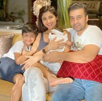 Samisha Shetty Kundra Turns 40 Days Old, Shilpa Shetty Shares A Sneak-Peek