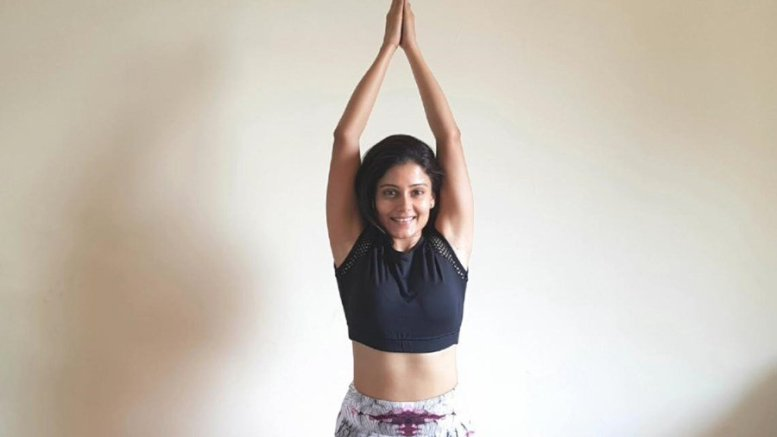 ZEE5 Star Archanaa Guptaa Shares Yoga Tips During Covid-19 Pandemic