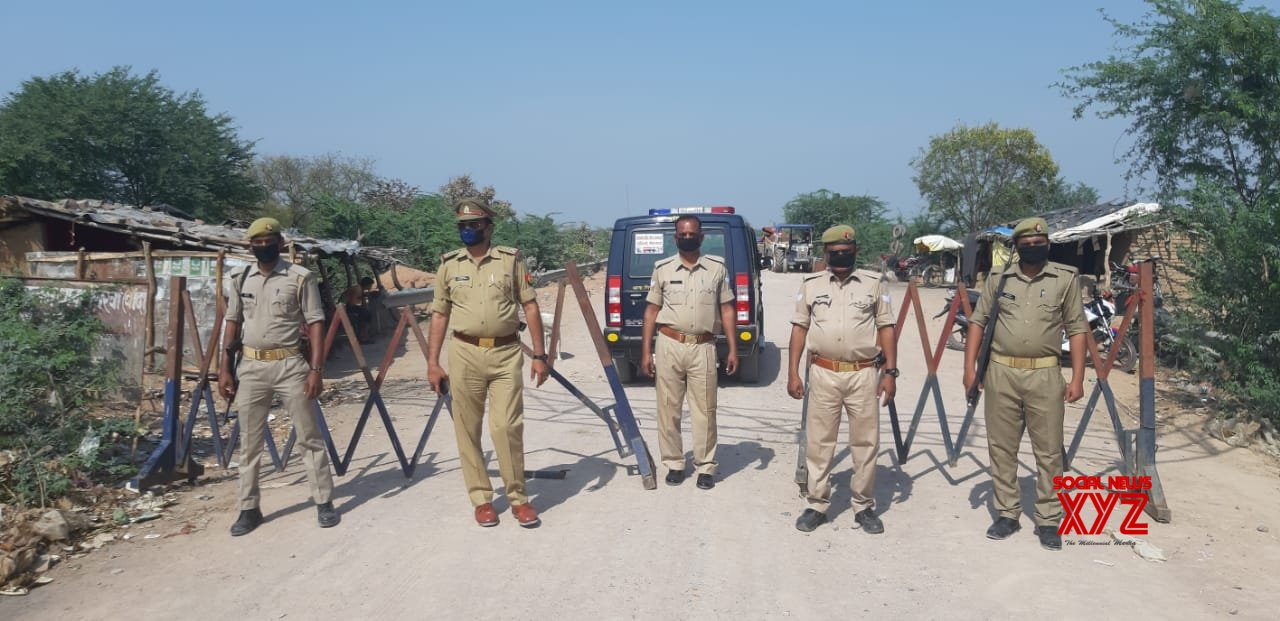 Agra nursing home sealed after US returnee found positive