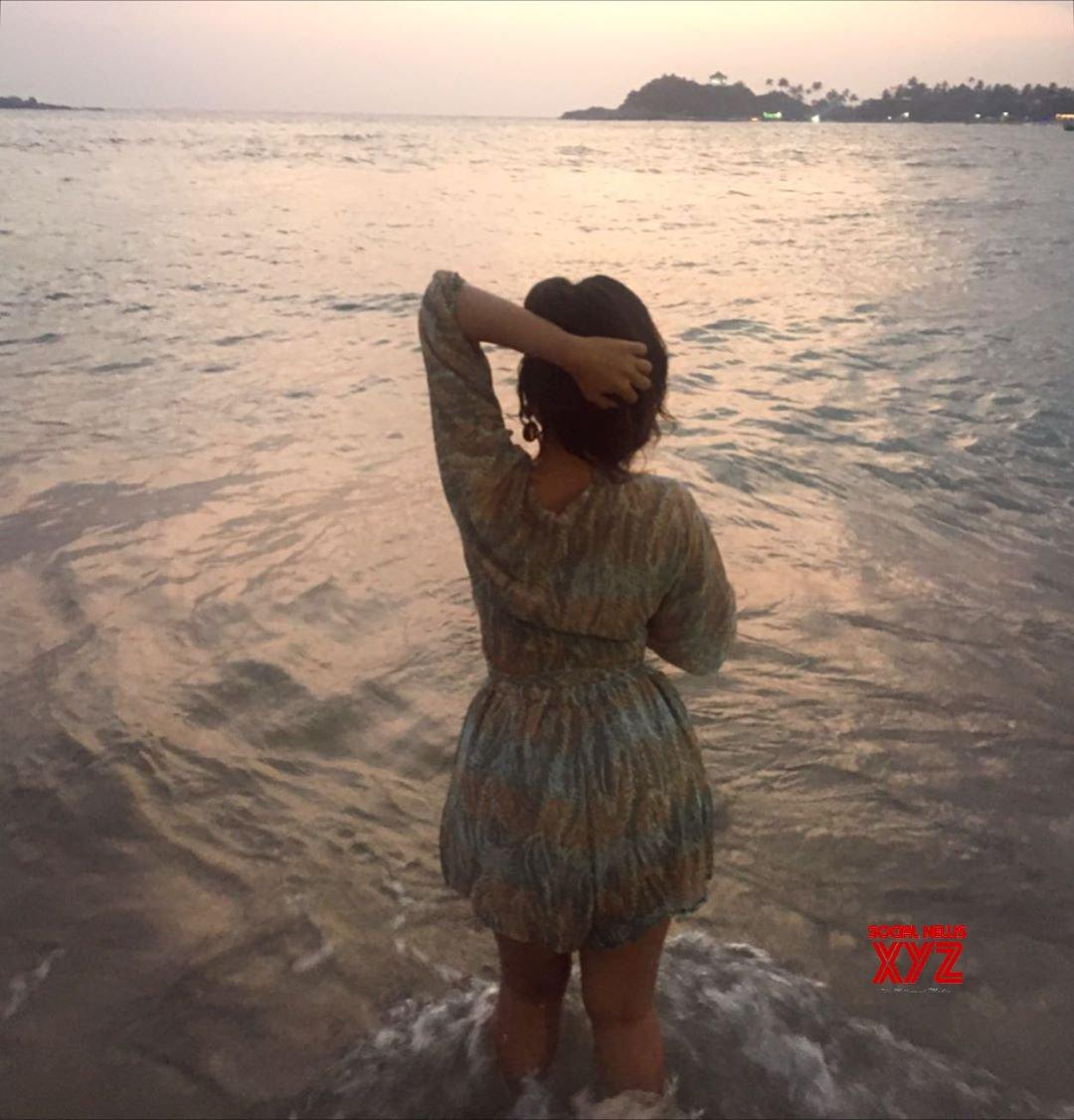 Actress Iswarya Menon Latest Glam Stills