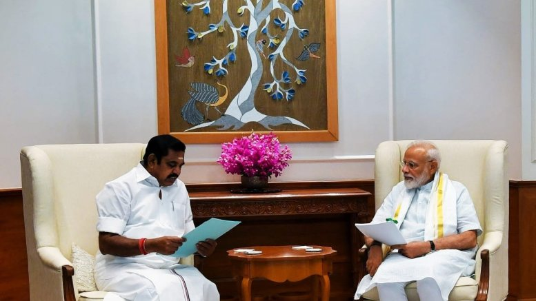 PM enquires with TN CM on Covid measures