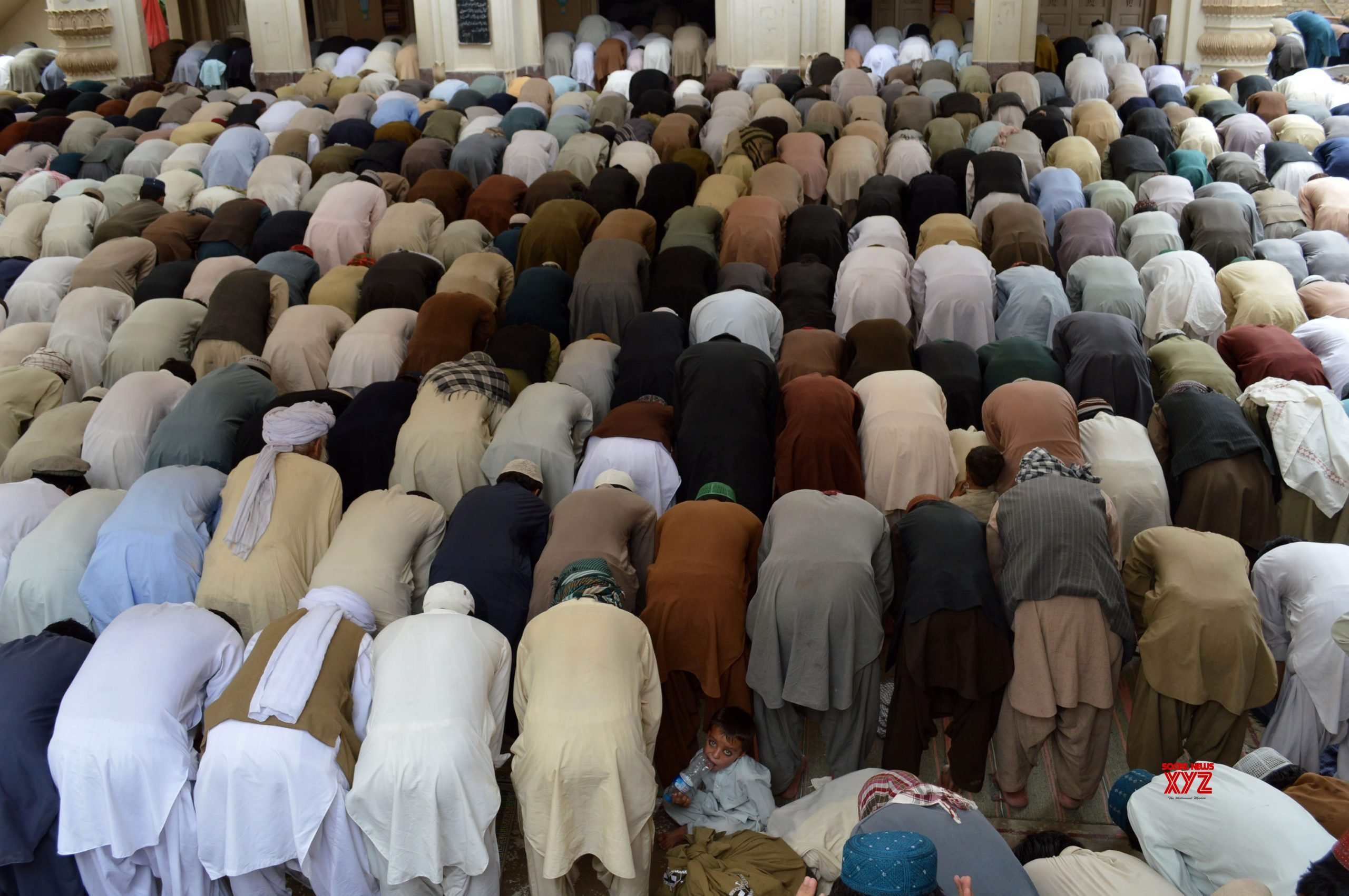 Sindh, Balochistan ban congregational prayers - Social News XYZ