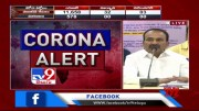 Coronavirus Outbreak : Etela Rajender on local transmission cases - TV9 (Video)