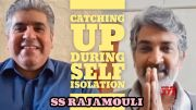 SS Rajamouli interview with Rajeev Masand   Coronavirus   RRR   Ram Charan   NTR   Ajay Devgan [HD] (Video)