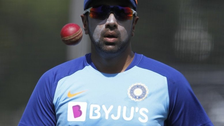 It is natural for me to put saliva, will have to adapt: Ashwin