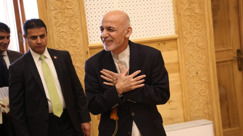 There can be no intra Afghan talks unless Ghani steps aside