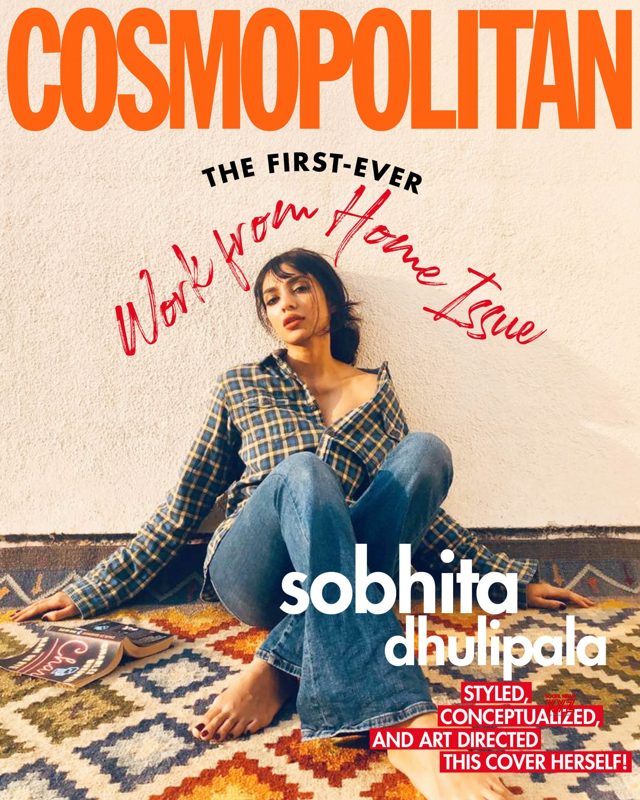 Cosmopolitan India Launches The World's First Ever #WorkFromHome Issue