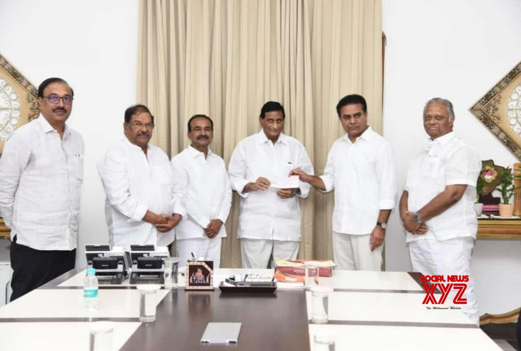 FNCC Contributes Rs 25 Lakhs To CM Relief Fund