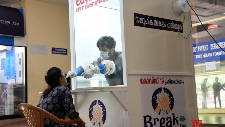 6,815 more test corona positive in Kerala