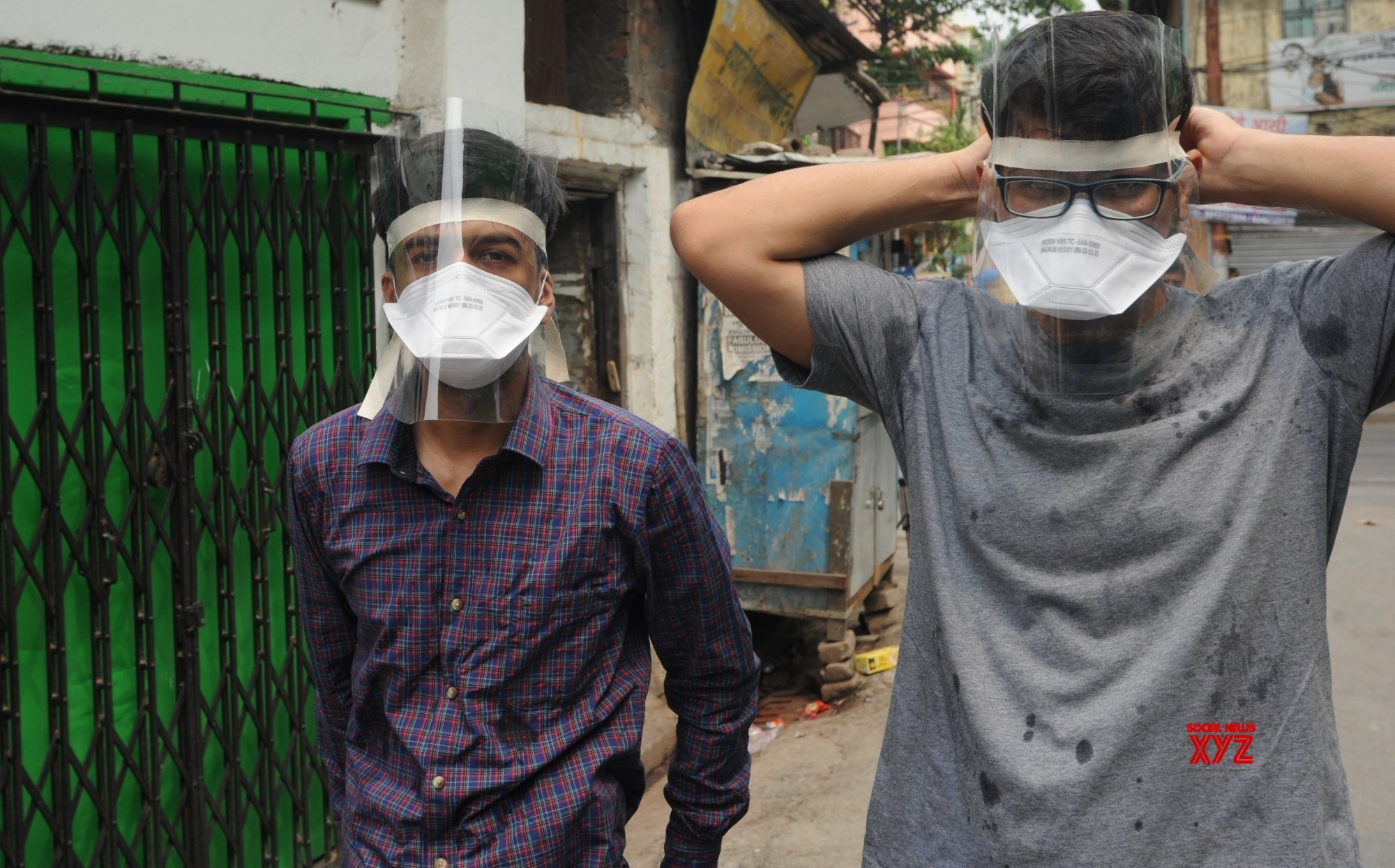 Researchers develop replaceable, more efficient filter for N95 masks