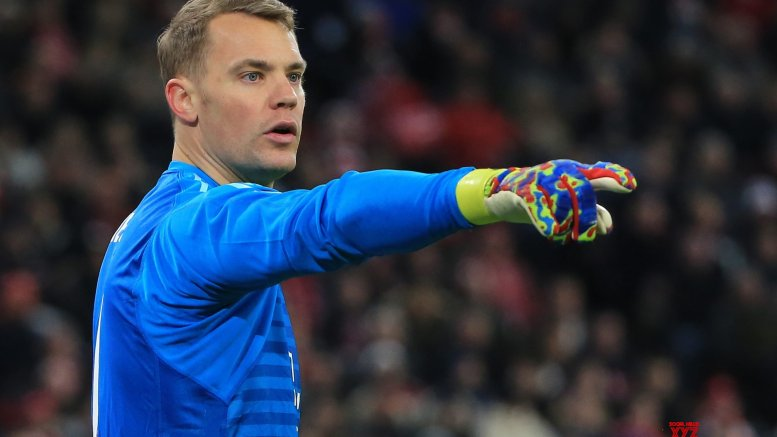 Neuer extends contract with Bayern till 2023