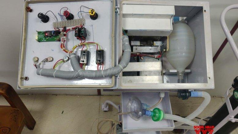 Centre gives 250 ventilators to DRDO's Delhi Hospital