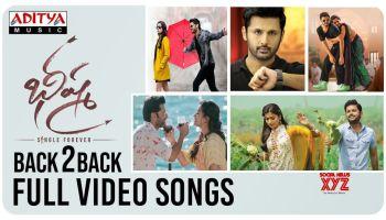 Sara Sari Lyrical Bheeshma Movie Nithiin Rashmika Venky Kudumula Mahati Swara Sagar Hd Video Social News Xyz