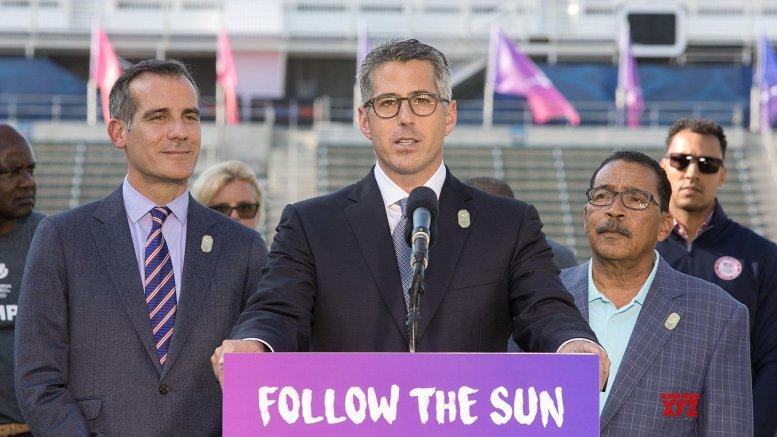 LA 2028 chief urges IOC to allow anti-racist advocacy at Olympics