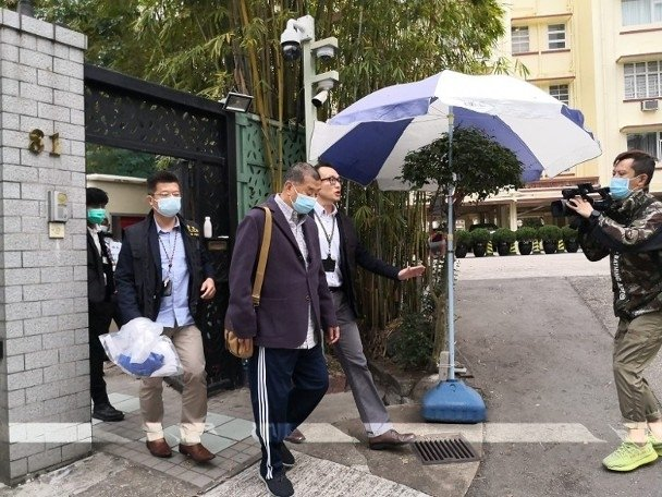 500,000 Hongkongers cast 'protest vote' against security law