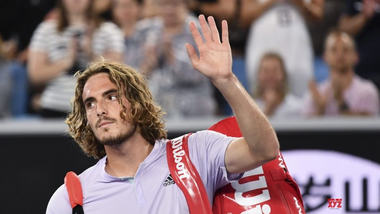 Putting us in lockdown once a year will be good for nature: Tsitsipas