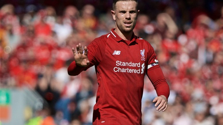 No one will replace Gerrard at Liverpool, says Henderson