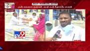 MP Pasunuri Dayakar distributes food to migrants in Warangal - TV9 (Video)