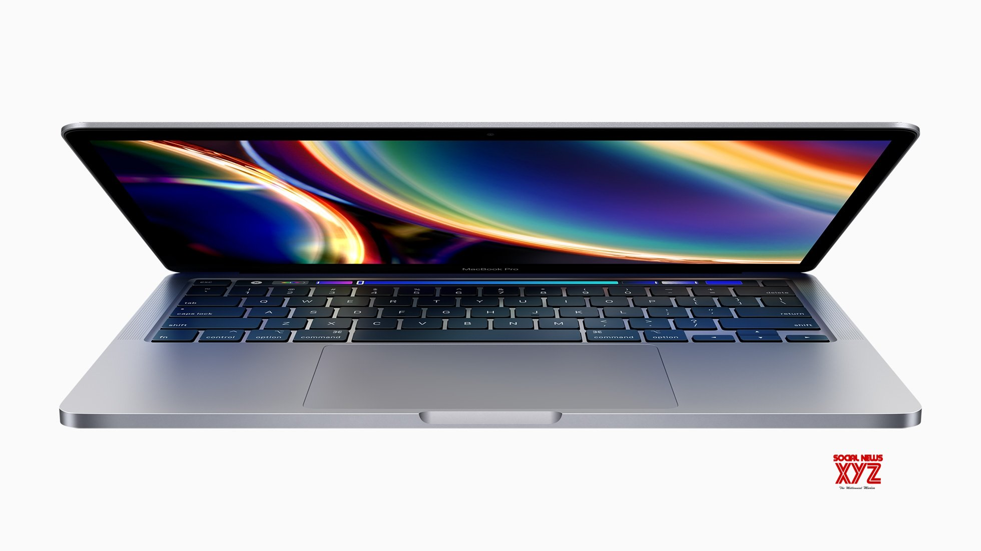 Intel ad uses MacBook to promote its chips