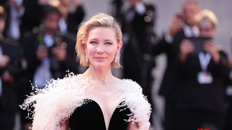 Cate Blanchett on gender disparity in Hollywood