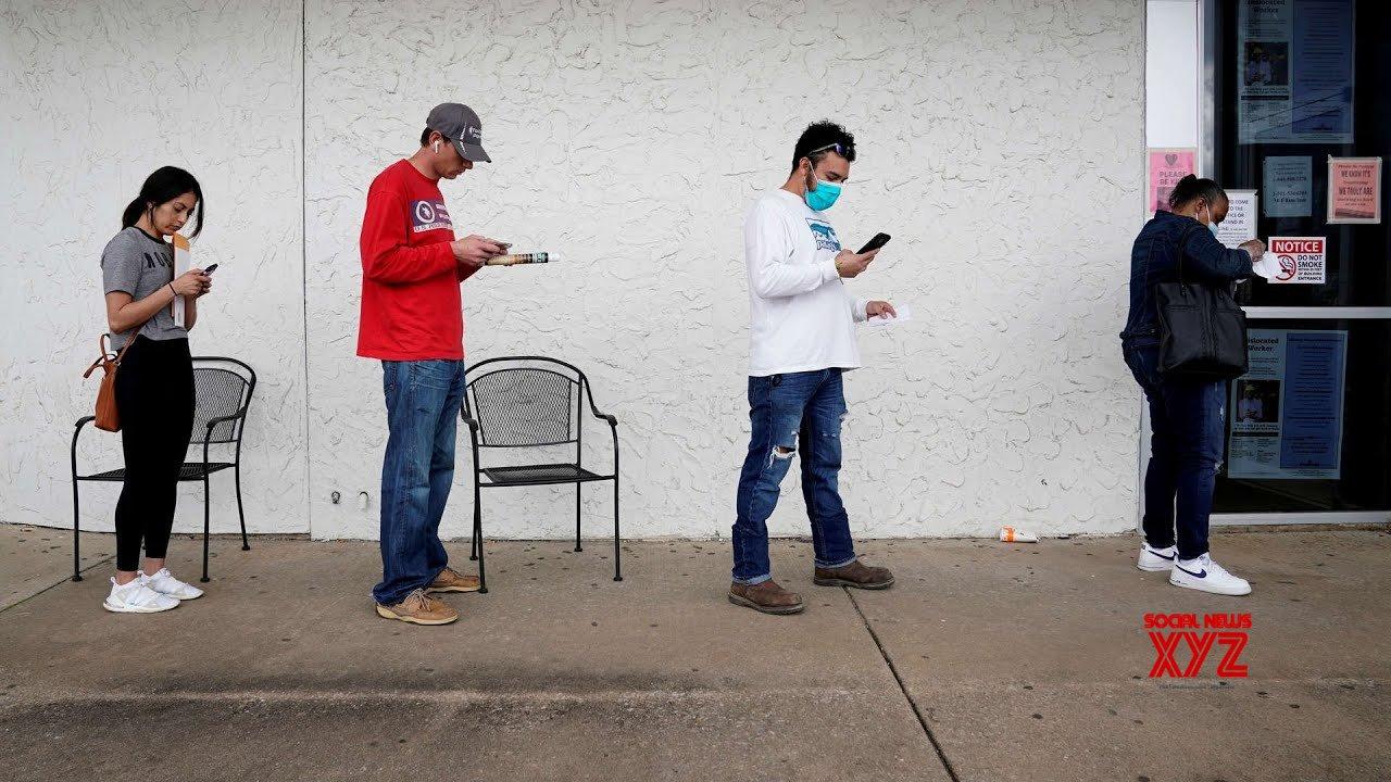 Coronavirus-triggered layoffs in US hit nearly 39 million