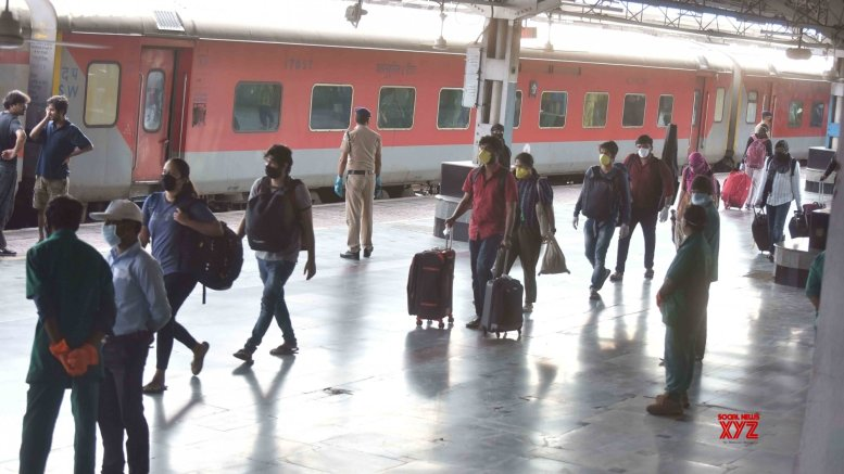 Another special train from Kakinada to clear Sankranti rush