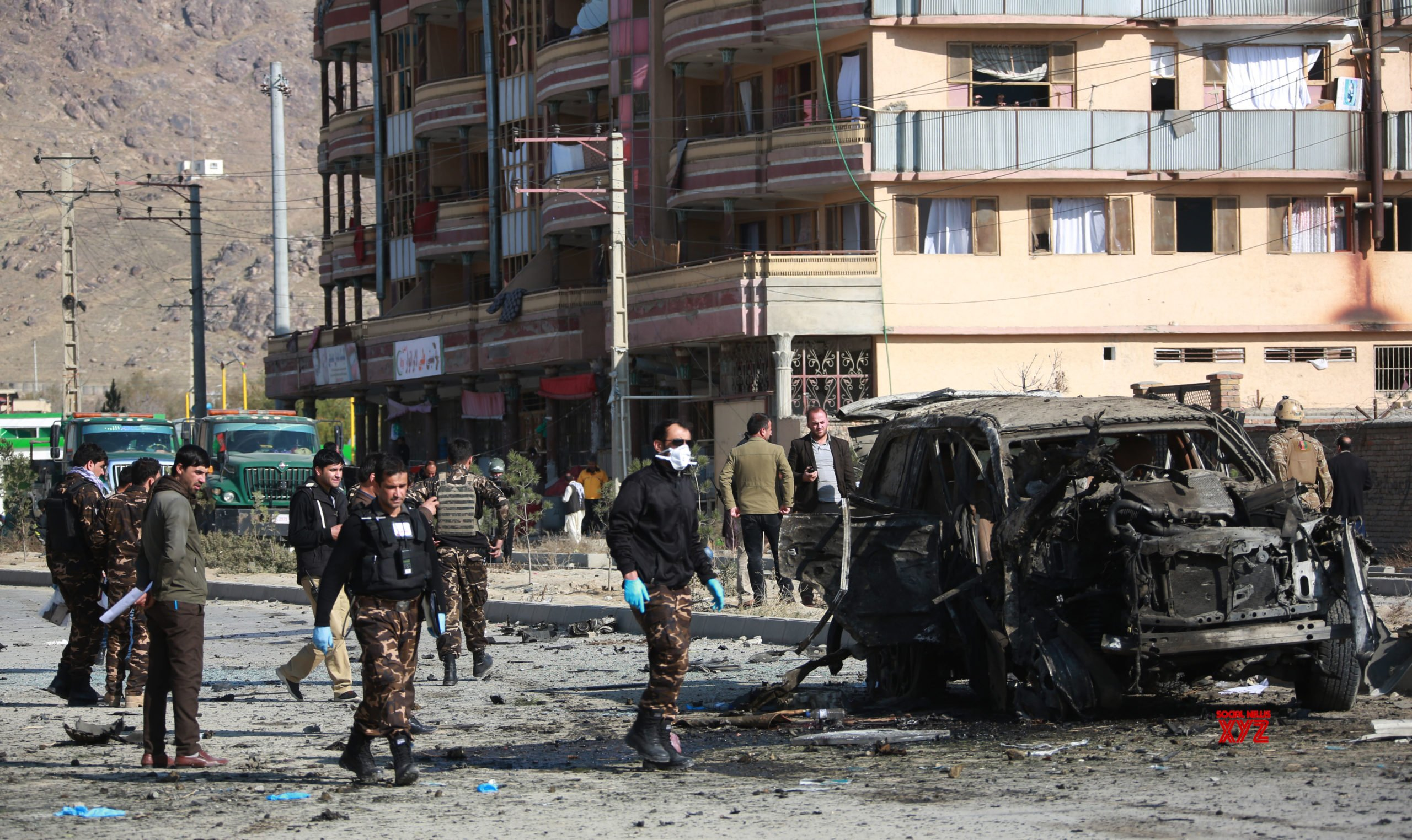 One killed in Kabul roadside bombing