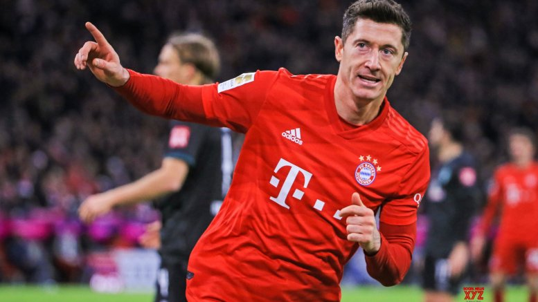 Bundesliga: Bayern Munich beat Union Berlin 2-0