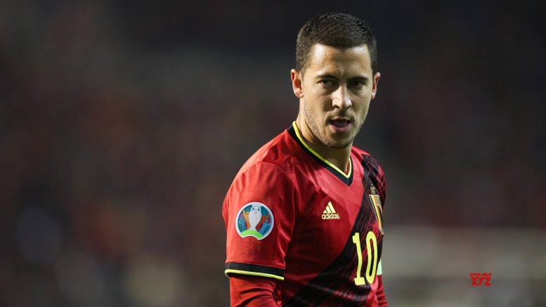Just want to be ready for next game, says Eden Hazard
