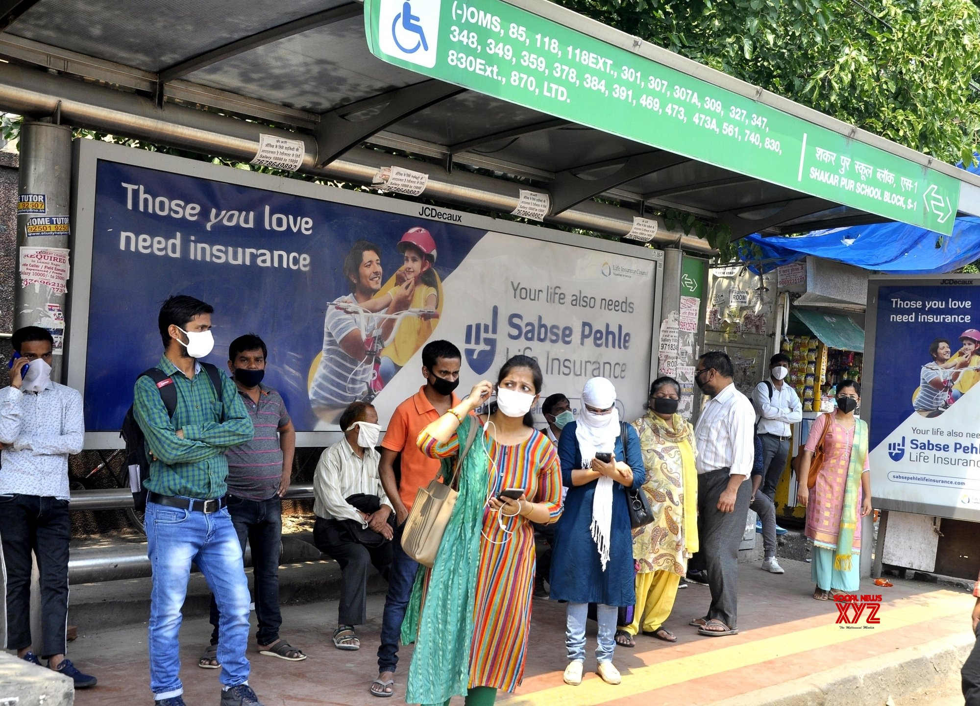 New Delhi: Delhi Transit Corporation resumes operations with restrictions during lockdown - 4 #Gallery