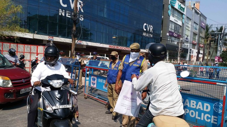 Hyderabad bounces back to life with near-normal traffic