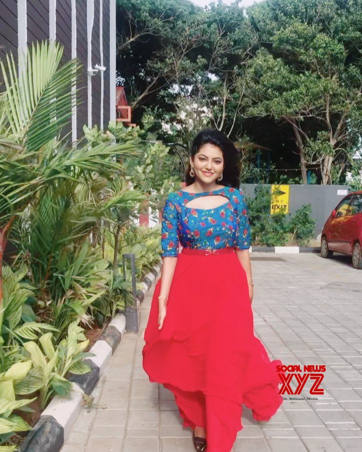Actress Athulya Ravi Latest Stills