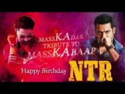 Mass Ka Das Vishwaksen tribute to Mass Ka Baap NTR | Falaknuma Das Rap Song | Happy Birthday NTR | [HD] (Video)