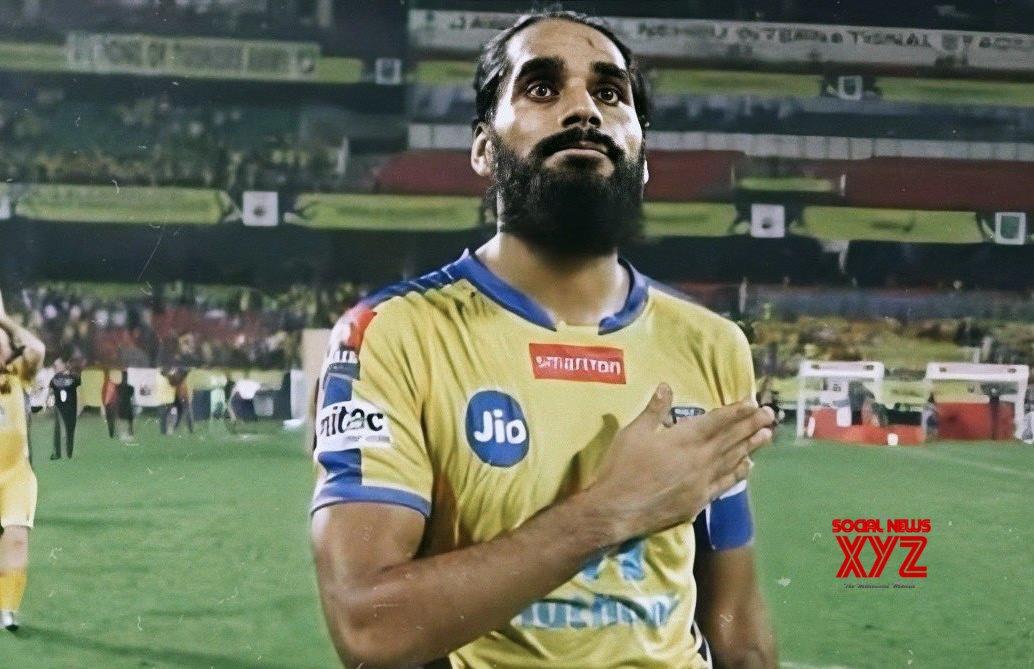 Kerala Blasters to retire Jhingan's no.21 jersey