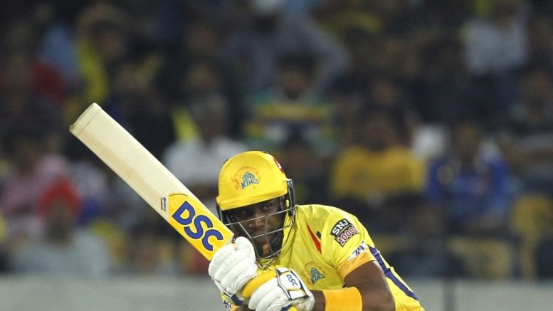 Dhoni doesn't behave like a superstar at CSK, says Bravo